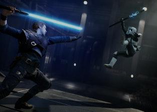 EA's Star Wars Jedi: Fallen Order.