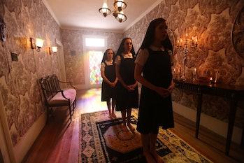 St. Agatha horror movie