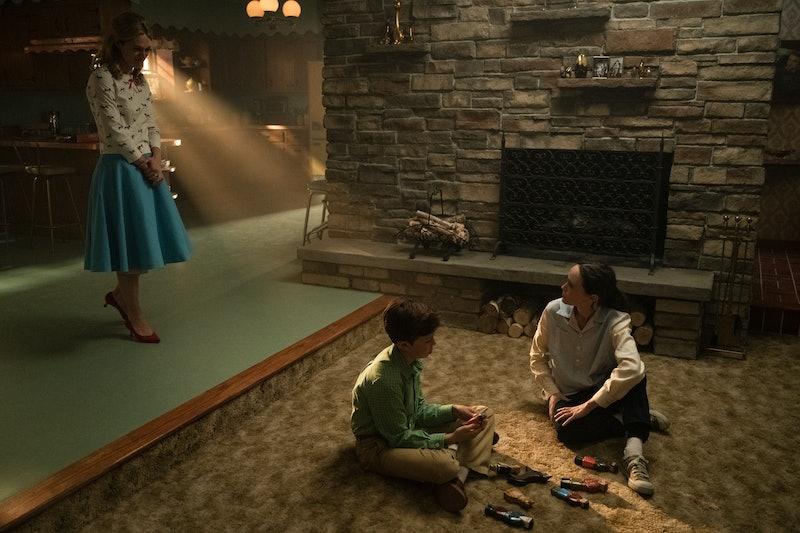 Harlan in 'The Umbrella Academy' Season 2 via the Netflix press site