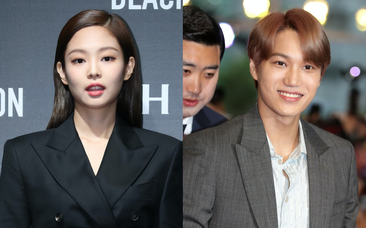These K-Pop Couples Totally Stole Fans' Hearts, Including BLACKPINK's Jennie and EXO's Kai.
