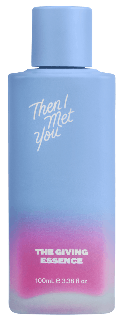 Then I Met You - The Giving Essence