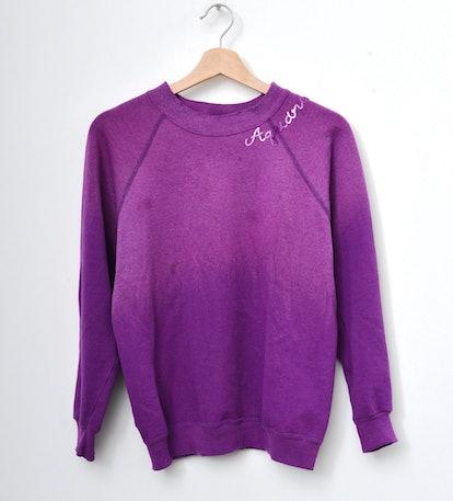 Horoscope Sweatshirt - Aquarius