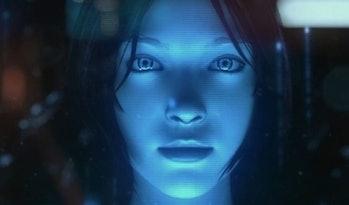Halo Infinite, Harbinger, Cortana