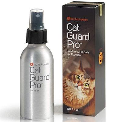 P&J Pet Supplies Cat Guard Pro Repellent  (4 Ounces)