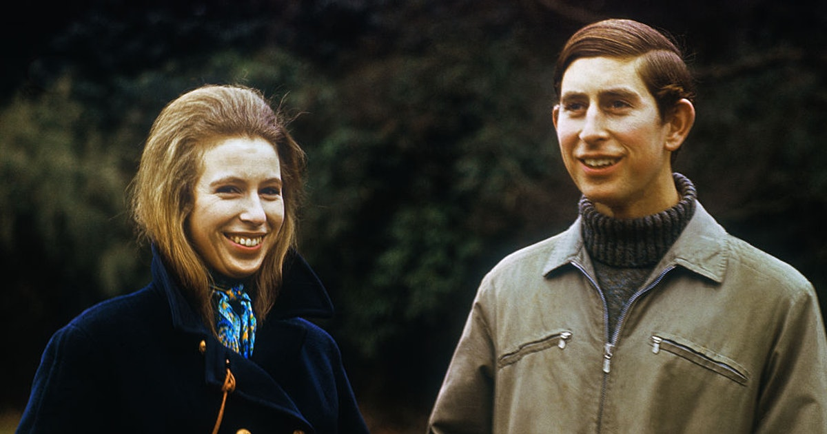 Princess Anne's Quip About Her Hairstyle In The Crown Is Classic Princess Anne