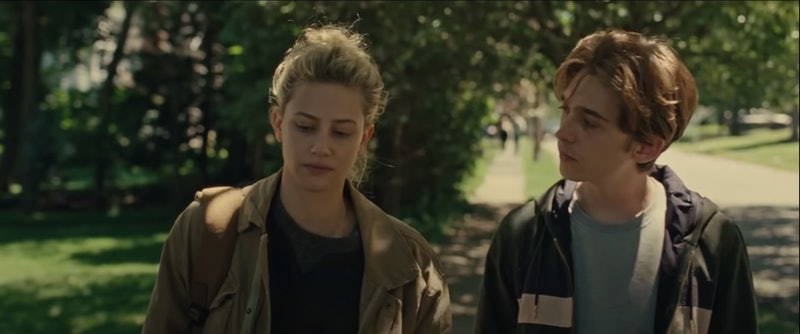 Lili Reinhart's Chemical Hearts Trailer