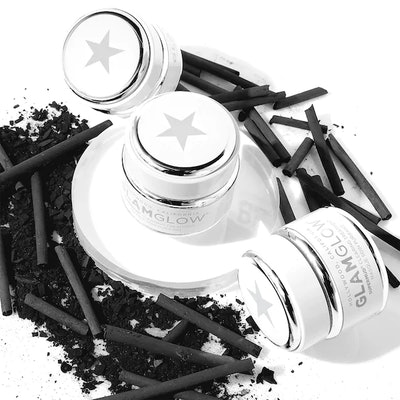 SUPERMUD Charcoal Instant Treatment Mask