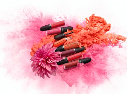 MAC Cosmetics' new Powder Kiss Liquid Lipcolour is perfectly blurry and matte without drying out