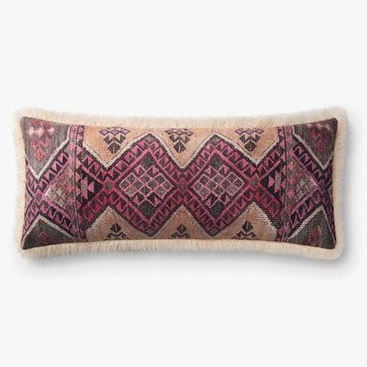 Sedona Viola Lumbar Pillow