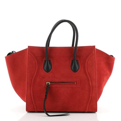 Phantom Bag Suede Medium