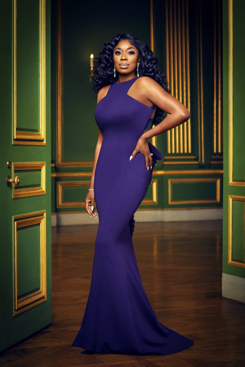 Dr. Wendy Osefo joined 'The Real Housewives of Potomac' in Season 5 via Bravo's press site