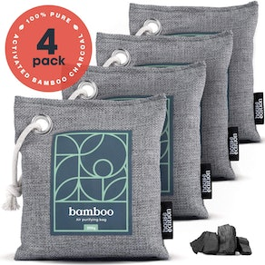 House Edition Bamboo Charcoal Air Purifying Bags