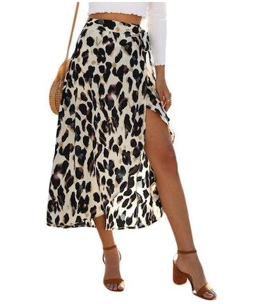Newchoice Leopard Skirt