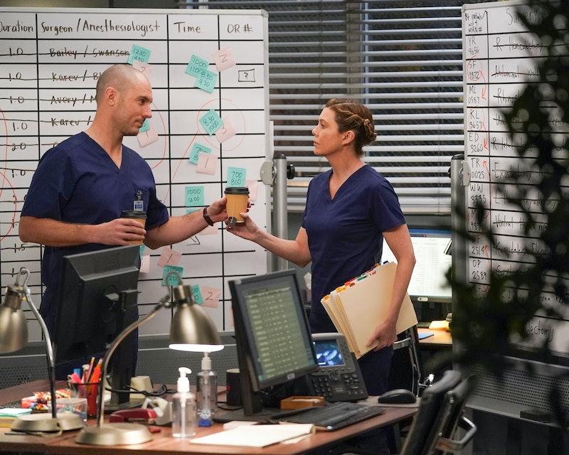 'Grey's Anatomy' New Series Regulars Season 17 (ABC press site)