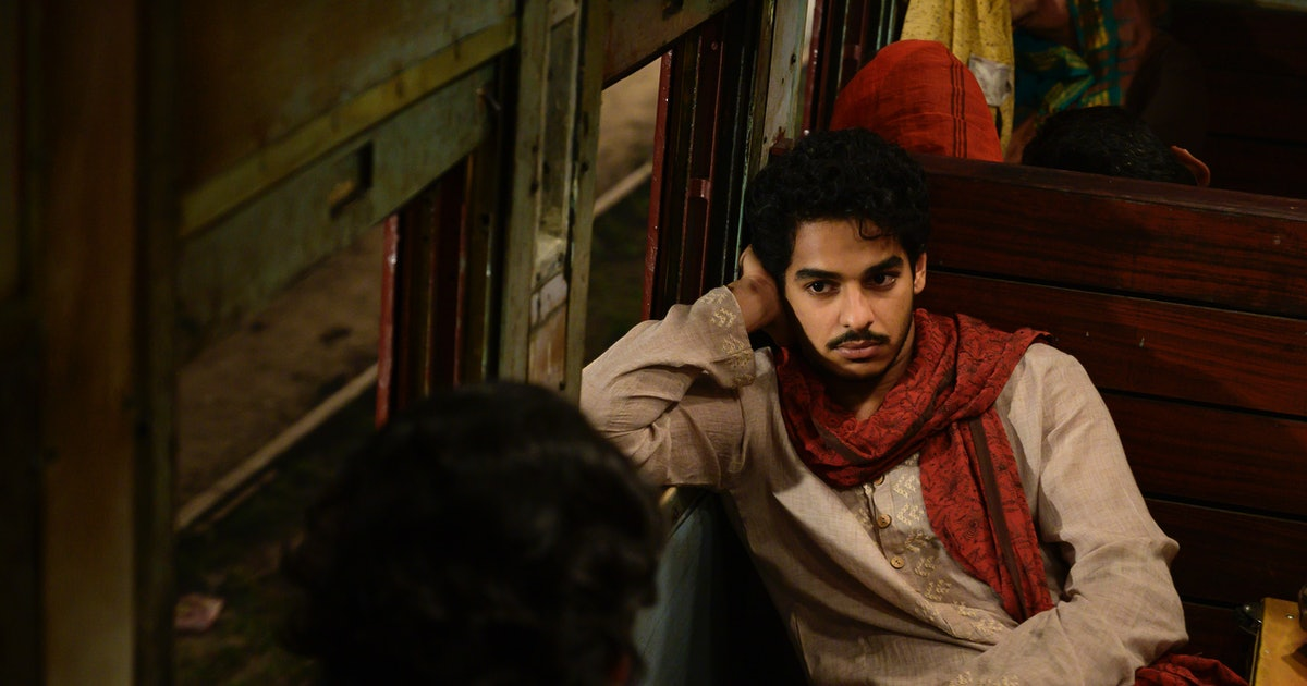 'A Suitable Boy's Ishaan Khatter Is Part Of An Acting Dynasty