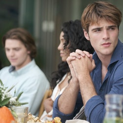 Jacob Elordi said he was uncomfortable with his body being objectified by Kissing Booth fans.