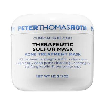 Therapeutic Sulfur Acne Treatment Mask