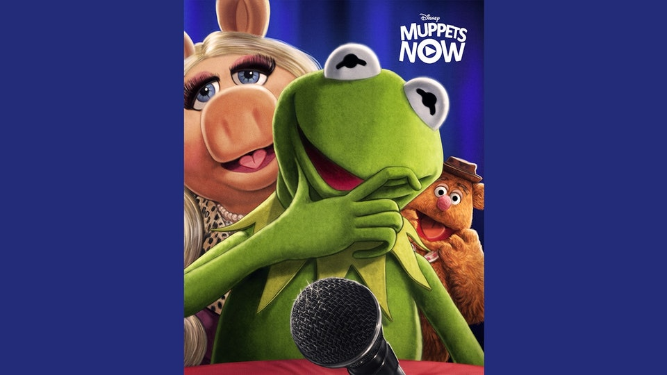'Muppets Now' is coming to Disney+ and is bringing the gang back together.
