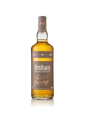 BenRiach 10-year Aged Single Malt Scotch