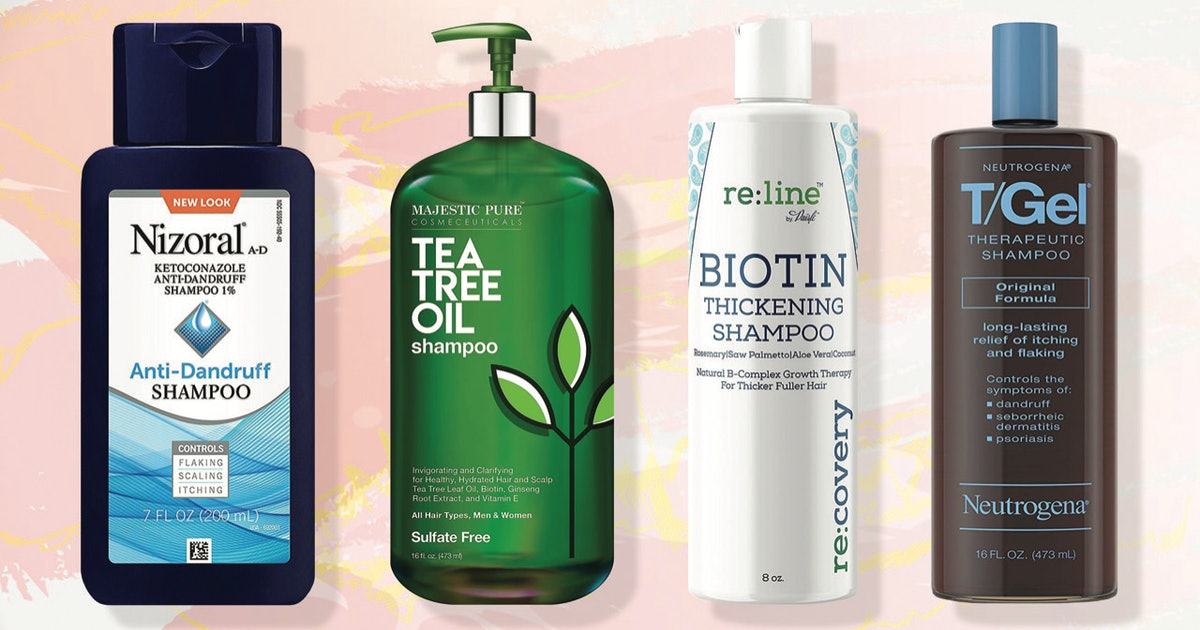 Treat Dry Scalps & Hair Loss With These Targeted Shampoos, Plus Tips From A Derm