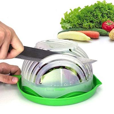 WEBSUN Salad Cutter Bowl