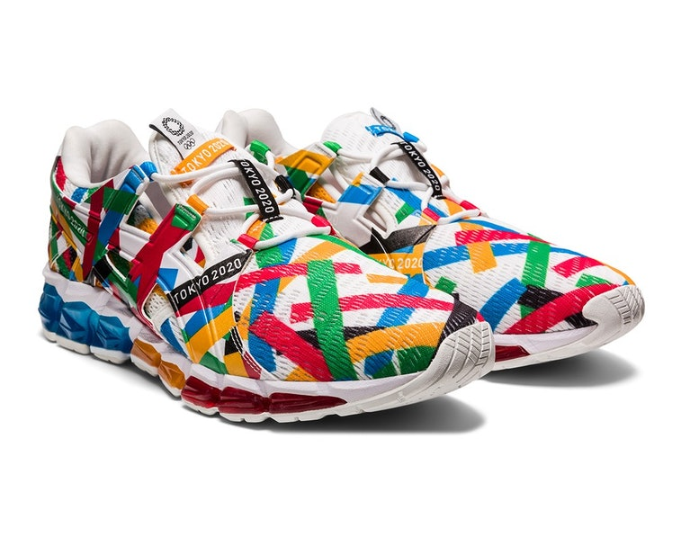 Asics Olympic sneakers