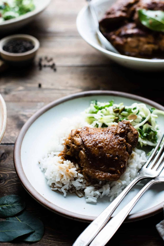 Instant Pot Chicken Adobo is a universally appealing chicken Instant Pot recipe.
