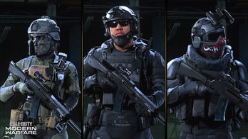 Call of Duty Modern Warfare Shadow Company