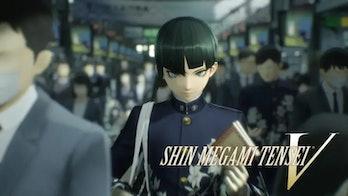Shin Megami Tensei V Release Date, SMT 5, Persona 5,