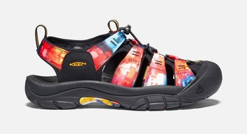 Keen Jerry Garcia Sandals alternative pattern