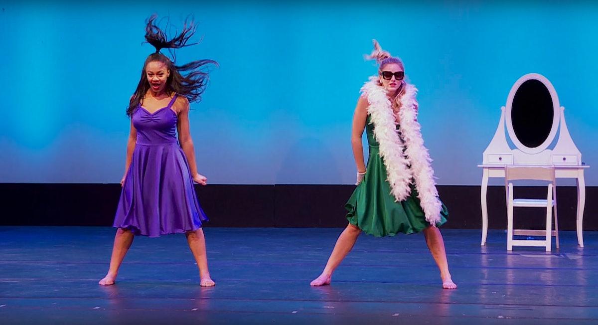 Chloe Lukasiak & Nia Sioux on 'Dance Moms'