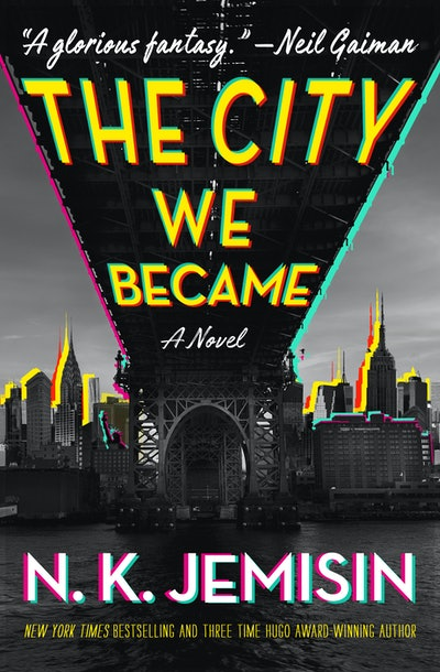 'The City We Became' by N.K. Jemisin
