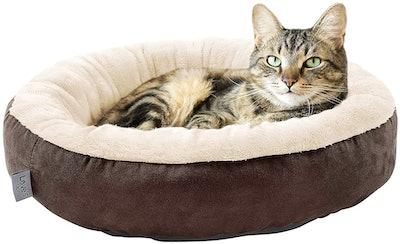 Love's Cabin Donut Cat  Bed