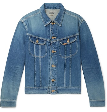 Kapital Denim Trucker Jacket