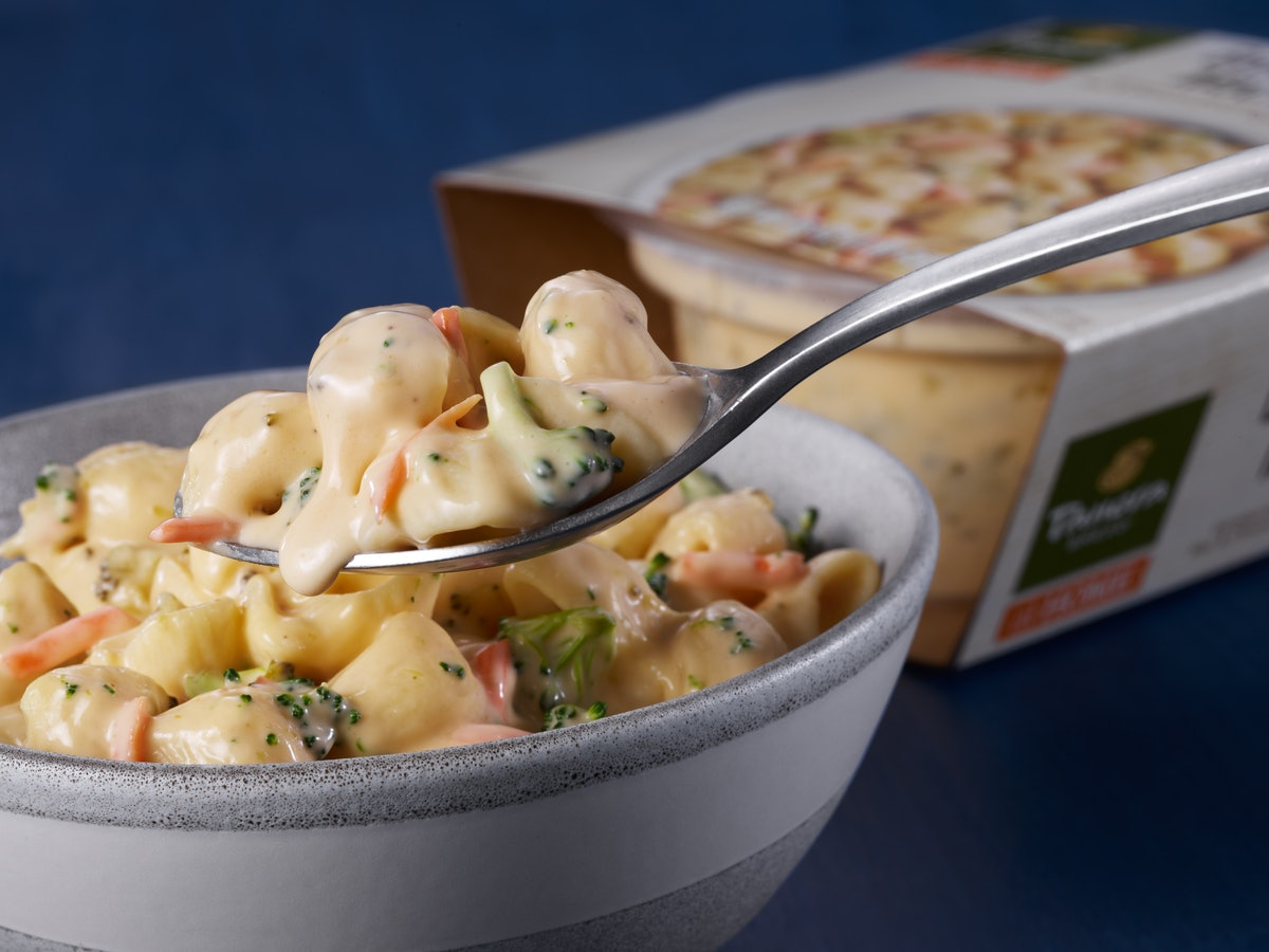 Panera is selling Broccoli Cheddar Mac & Cheese in grocery stores, and here's where to find it.