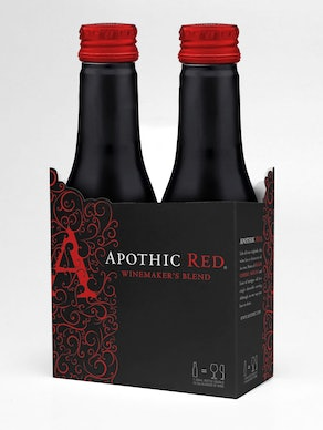 Apothic Red Single Serve (2 pack)