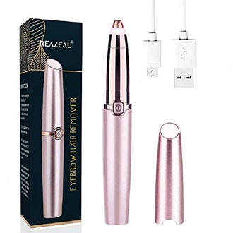 Rechargeable Eyebrow Hair Remover Painless
