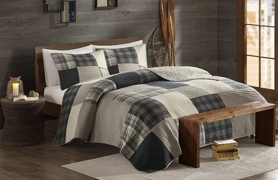 Woolrich Winter Hills Quilt Mini Set (3-Piece)