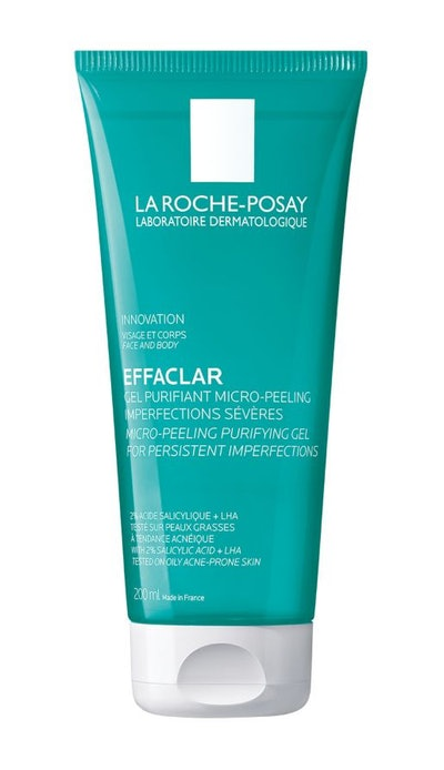 La Roche-Posay Effaclar Micro-Peeling Face and Body Cleansing Gel