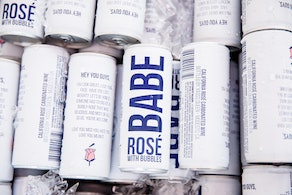 Babe Rosè with Bubbles (8-pack)