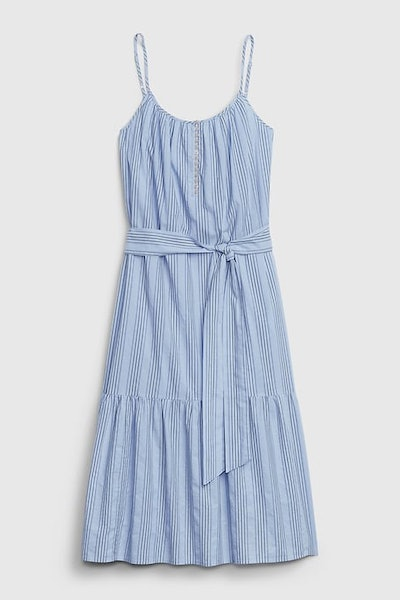 Gap Shirred Cami Dress
