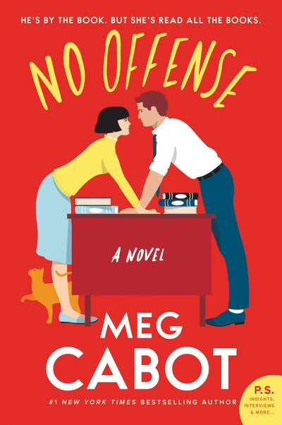 'No Offense' by Meg Cabot