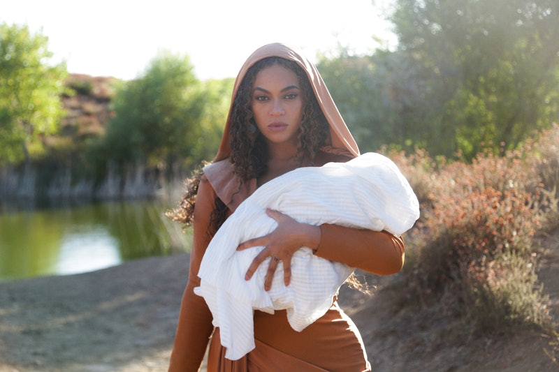 Beyoncé's 'Black Is King' dedicated to her son (via Disney+ press site)