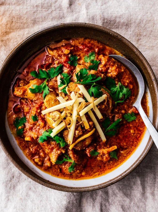 Instant Pot Dishoom Ruby Chicken Curry is a chicken Instant Pot recipe your family can enjoy.