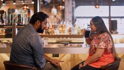 Vyasar on Netflix's Indian Matchmaking