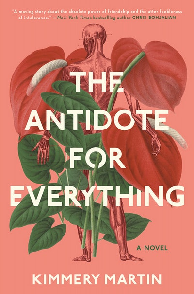 'The Antidote for Everything' by Kimmery Martin