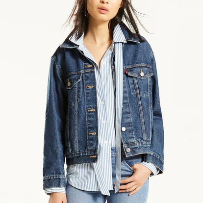 Women's Levi's Ex-Boyfriend Denim Jacket
