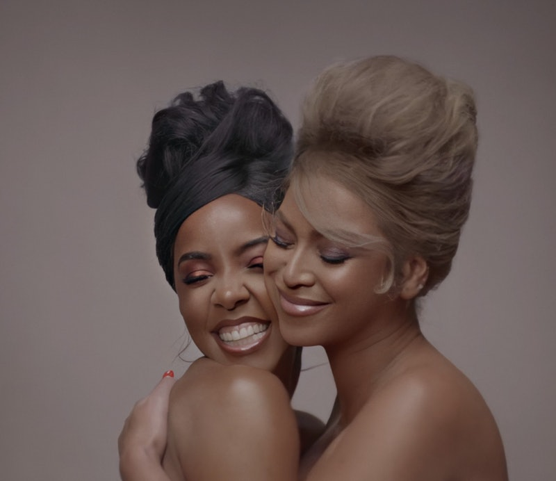 Beyonce and Kelly Rowland in 'Black Is King'