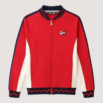Rowing Blazers Fila jacket