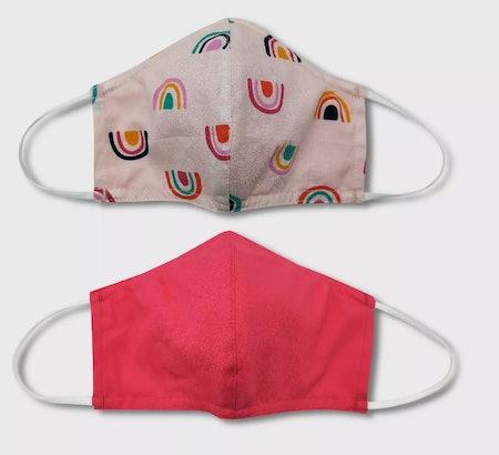 Kids' 2pk Cloth Face Masks – Cat & Jack